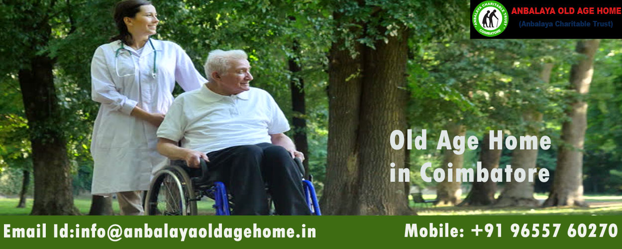 Old age home in coimbatore