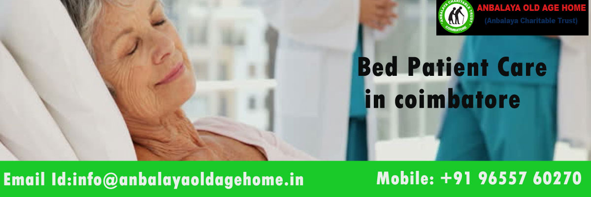 Bed Patient Care in coimbatore