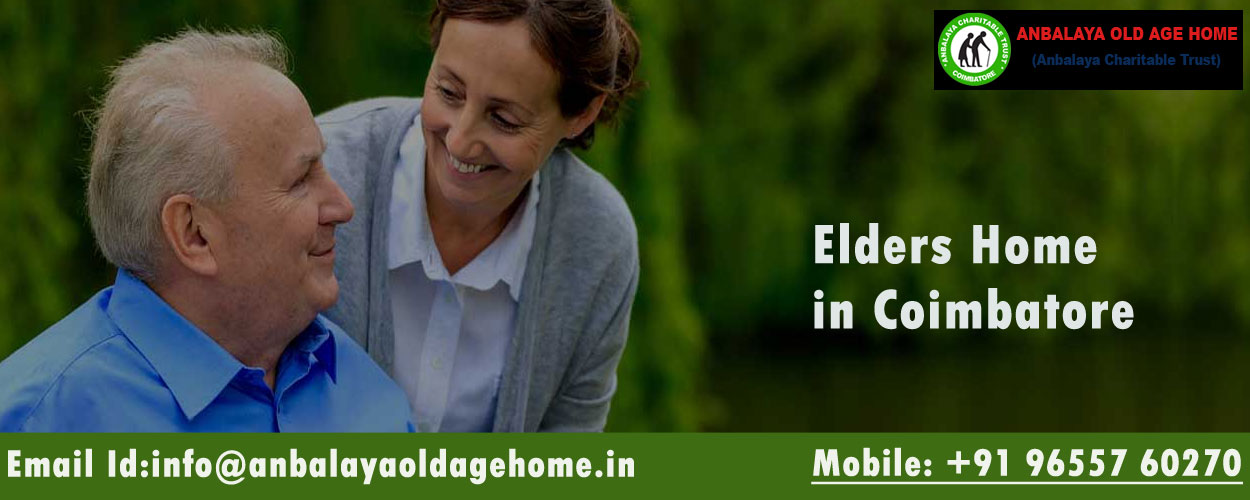 Elders Home in coimbatore