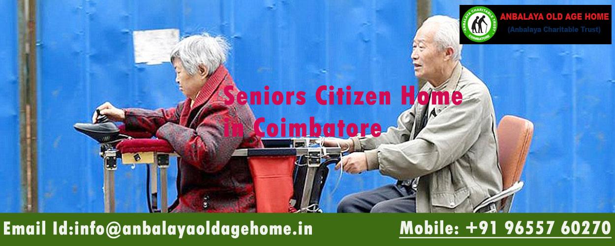 Senior Citizens Home in coimbatore